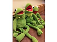 Kermit the Frog backpack for young children (only 2 left)