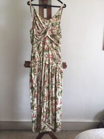 Vintage jersey gown