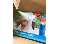 Brand new slushy maker