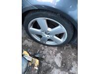 Audi a3 s line alloy wheels sline alloys