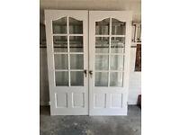 Half Glazed internal doors