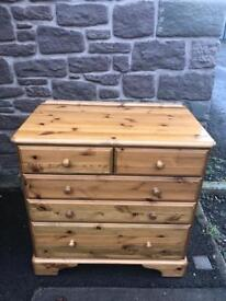 Ducal pine chest * free furniture delivery*