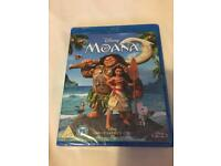 Moana Blu-ray brand new sealed