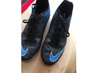 Football(Size 9) Nike Trainers