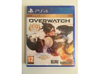 OVERWATCH GAME OF THE YEAR ADDITION (ps4) sealed