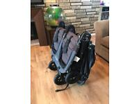 City Jogger GT double pushchair