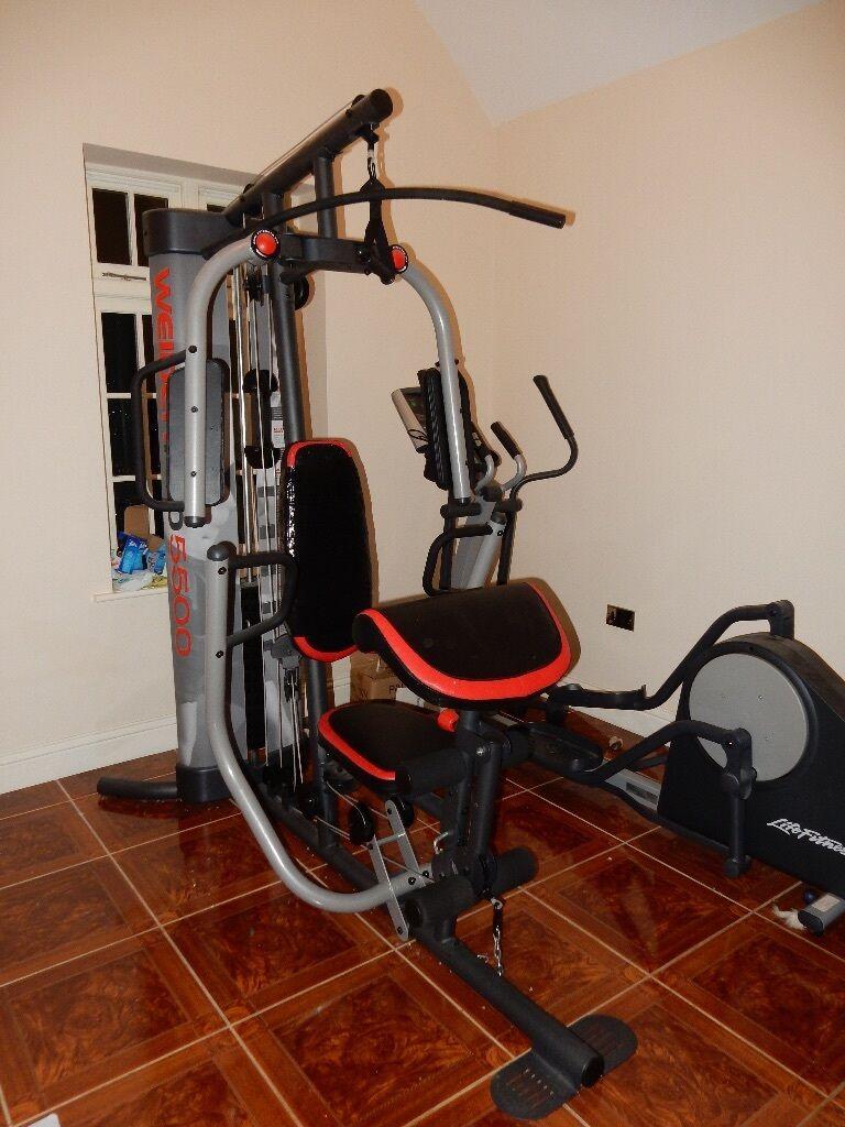 Weider pro multi gym in norwich norfolk gumtree