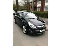 2012 Vauxhall Corsa 1.2 SXI Petrol Genuine 59k Manual Hpi Clear 2 Keys Facelift Can Deliver Bargain
