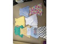 9-12 Month Girls Dress Bundle