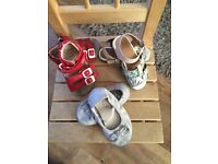 Various Shoes and trainers