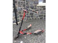 Fliker lift scooter