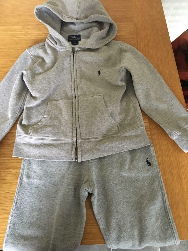 5d6edef7b Ralph Lauren (Polo) tracksuit aged 4 years boys