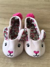 Joules girl slippers
