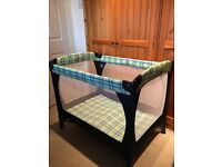 Travel Cot in very good condition
