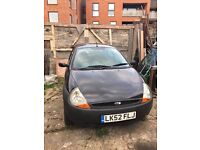 Ford KA - 52Reg - 1.2L - Low Mileage - Clean interior - MOT passed with no advisories