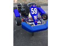 Kart rotax 125cc