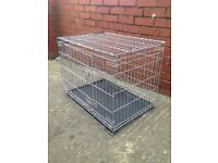 Dog cage for small dog or puppy