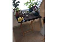 Habitat Bamboo Folding Table £15