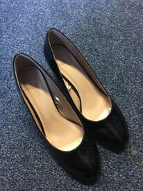 Lotus ladies court shoes