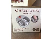 Champneys Luxury Foot Spa