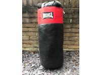 Rocky Boxing bag