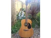 Encore EA 255 electro acoustic guitar