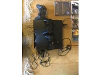 PlayStation 3, 3 controllers plus 20 game