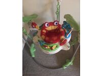 Jumperoo - Used but very good condition.