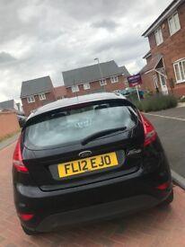 Ford Fiesta 2012 12 months MOT