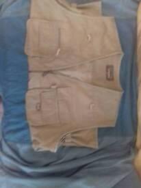 Light weight fishing waistcoat