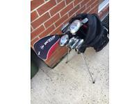 Dunlop golf clubs (ladies)
