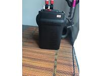 Fluval 306 fish tank filter