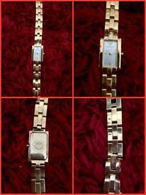 Ladies genuine Armani bracelet watch