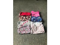 Mixed girls bundle aged 1-2years over 75 items