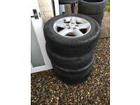 Nissan x trail Wheels & Tyres & suspension