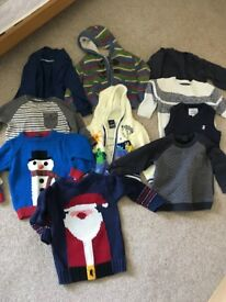 Boys clothes age 18-24m