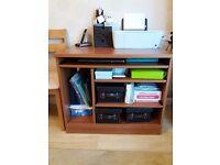 Solid Wood Teak Desk