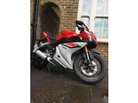 Yamaha r125 2016 one owner from new 5700 miles £2000 ONO