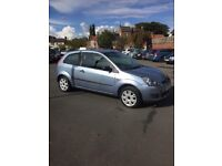 2007 ford fiesta 1.2 VERY low mileage