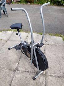 Exersize bike good condition