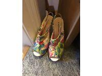 Brand new women's heels size 5