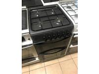 Indeist gas cooker