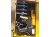 REMS Power Press ACC - full kit - like brand new - RRP £1050