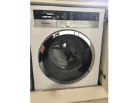 Grundig washing machine 2 yrs old 8kg A+++ energy water economy renewing for a washer dryer