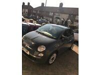 Fiat, 500, Hatchback, 2012, Manual, 875 (cc), 3 doors