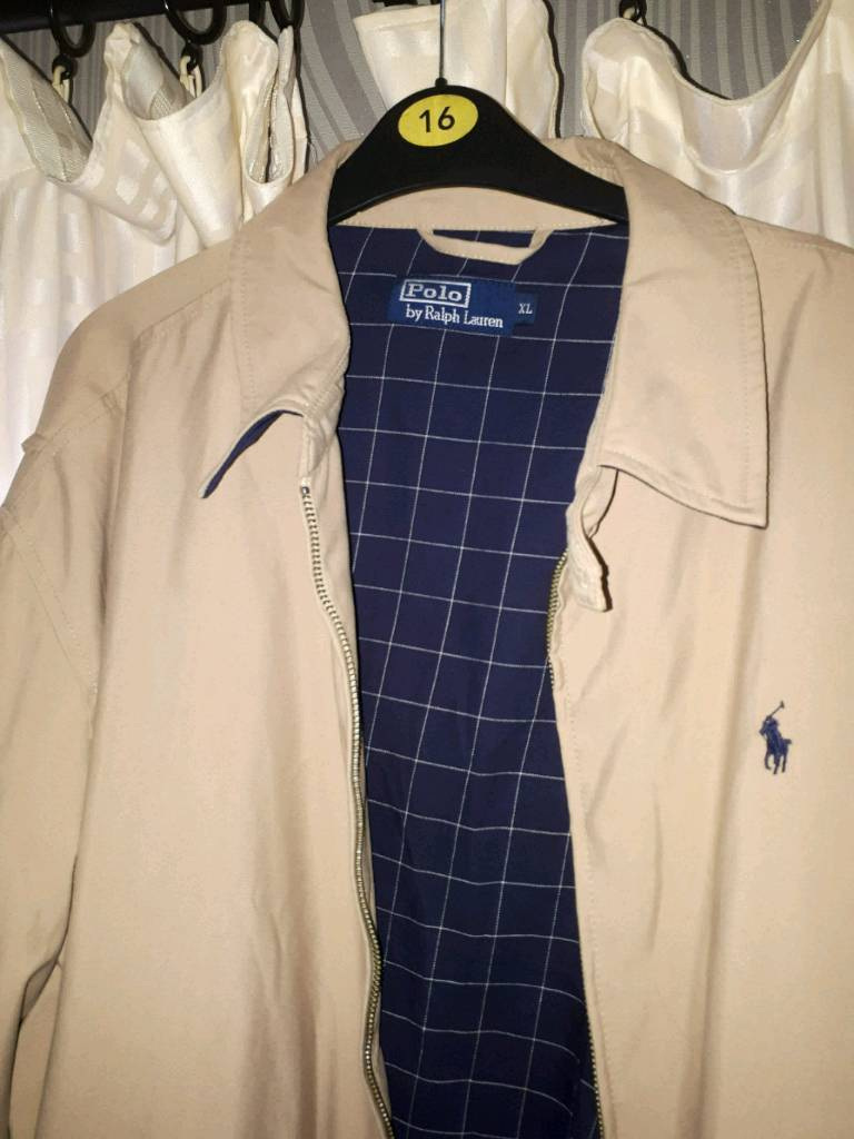 Ralph Lauren jacket xl