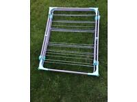 New foldable clothes airer