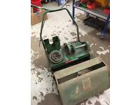 """Ransomes 24"""" cylinder mower"""