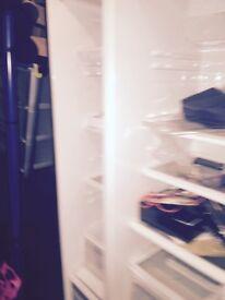 Samsung double fridge freezer