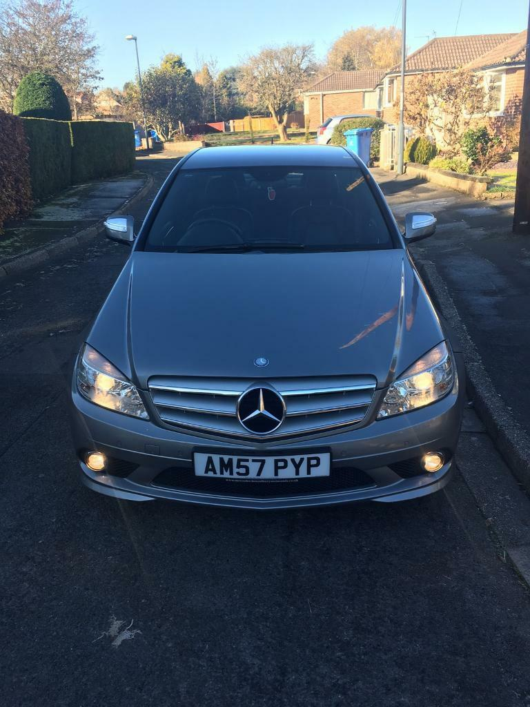 mercedes c320 cdi amg sport 7g auto in derby derbyshire gumtree. Black Bedroom Furniture Sets. Home Design Ideas